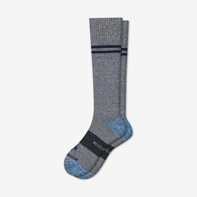 grey Women's Compression Socks