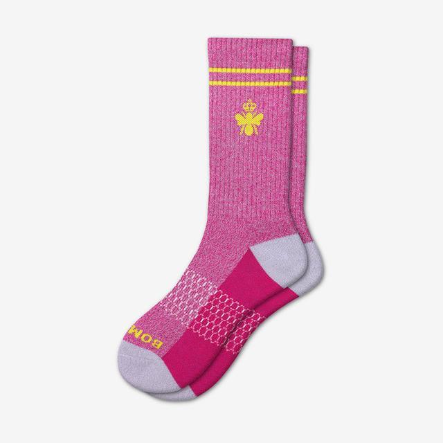 hot-pink Women's Originals Calf Socks