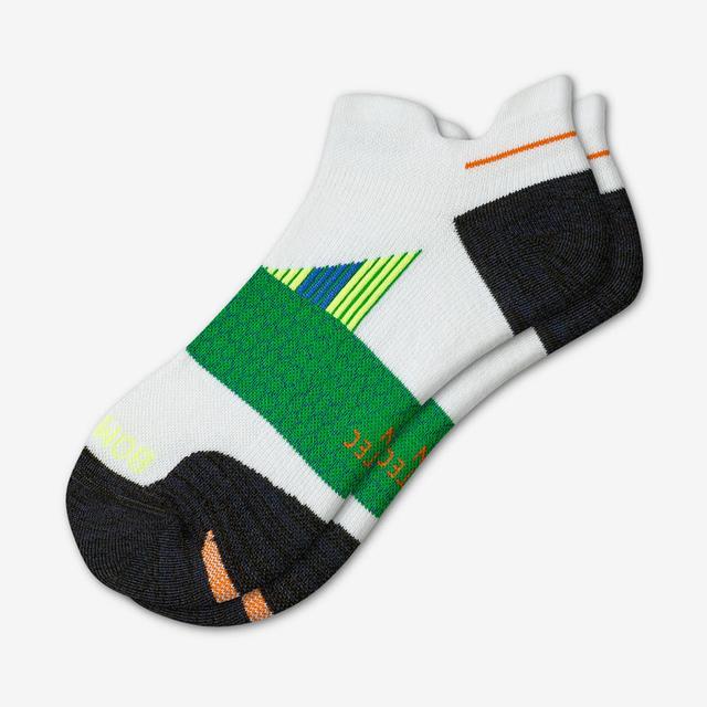 jade Men's Performance Running Ankle Socks