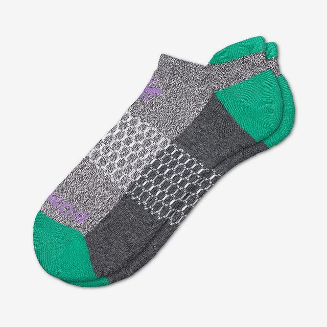 jungle-teal Women's Original Ankle Socks
