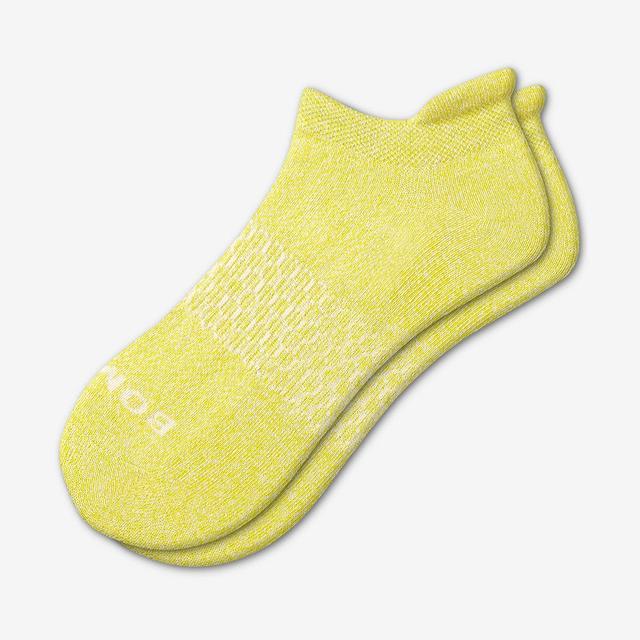lemon Women's Classic Marls Ankle Socks