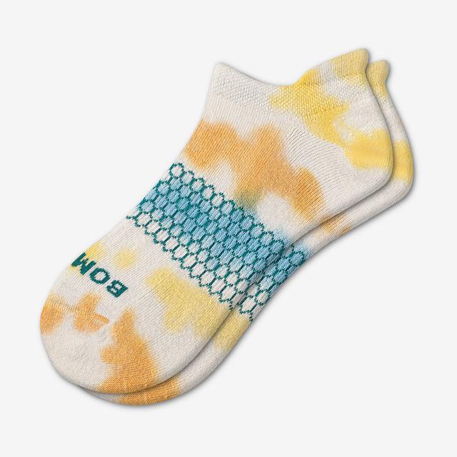 marigold Women's Tie Dye Ankle Socks