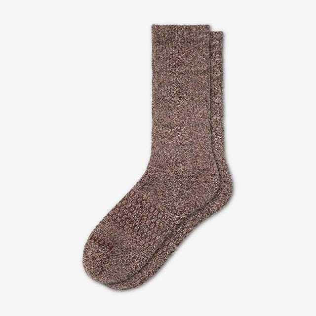 marled-chocolate Men's Classic Marls Calf Sock