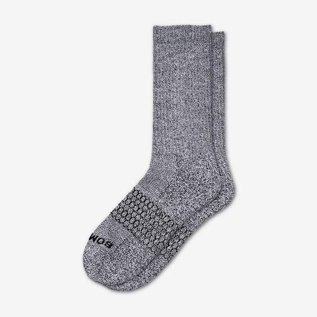 marled-light-charcoal Men's Classic Marls Calf Sock