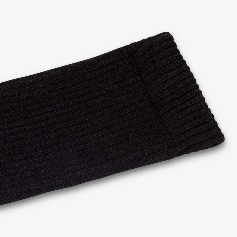 Men's Solids Calf Sock