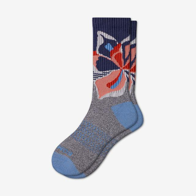 midnight-navy Heart And Sole Calf Socks