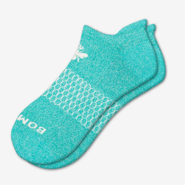 mint Bright Marls Ankle Sock