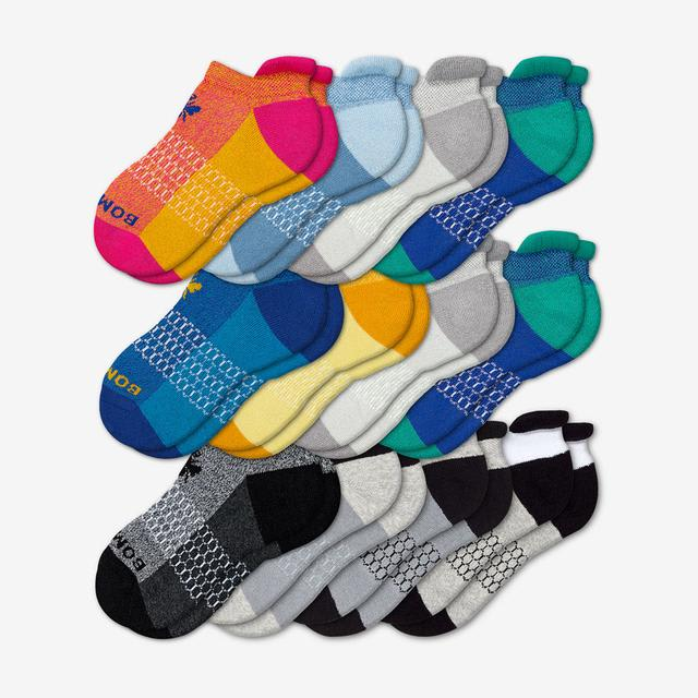 mix Youth Ankle Sock 12-Pack