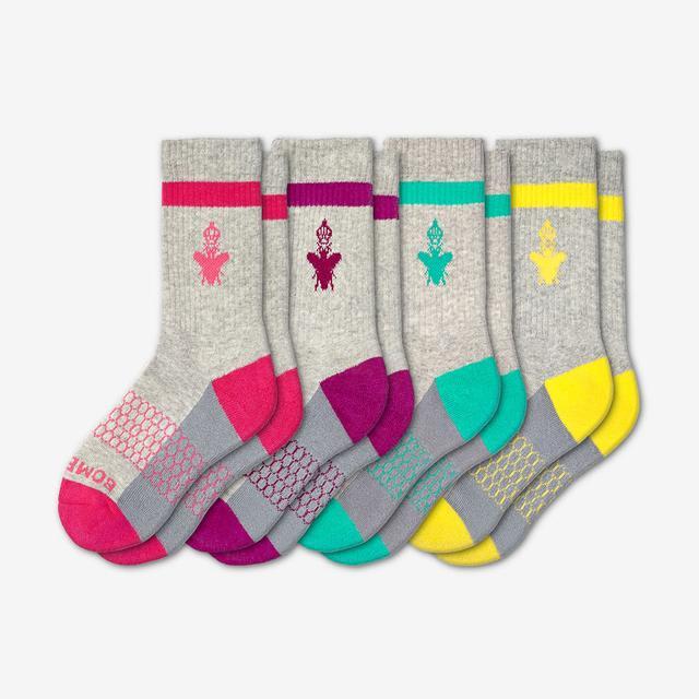mixed-4 Youth Originals Calf Sock 4-Pack