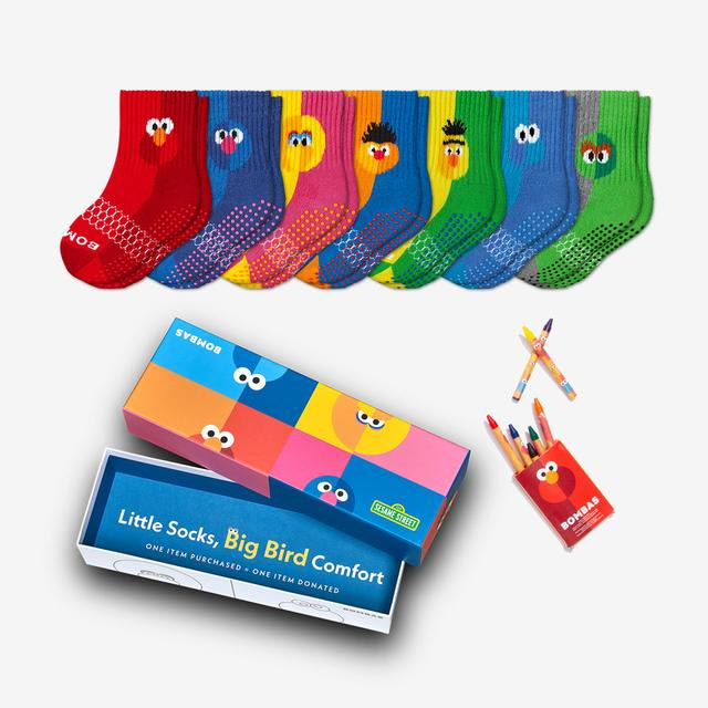 mixed Toddler Sesame Street 7-Pack Gift Box