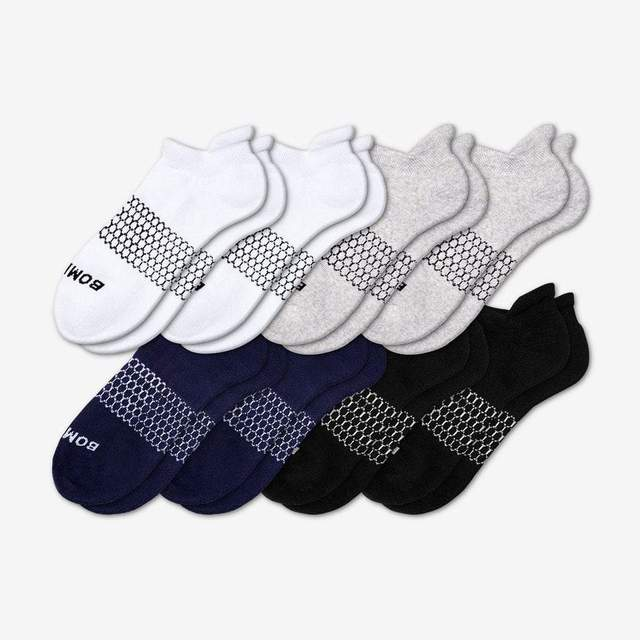 mixed Men's Ankle Sock 8-Pack