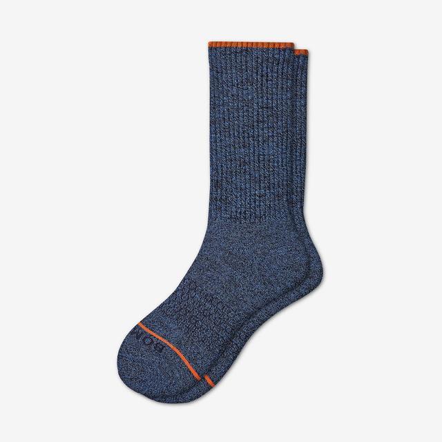 moon-lagoon Men's Merino Wool Calf Socks