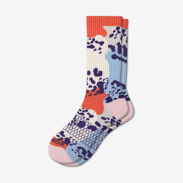 moonbeam Women's Wild Wear Calf Socks