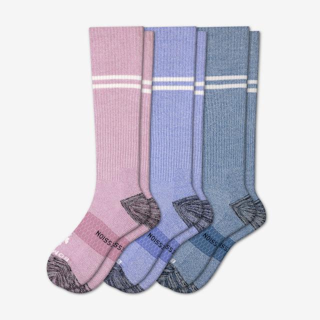 multi-3 Women's Compression Sock 3-Pack