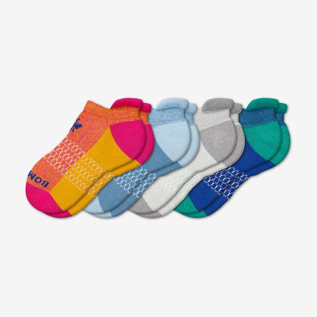multi Youth Originals Ankle Sock 4-Pack