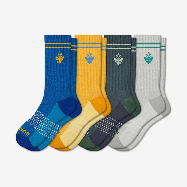 multi Men's Originals Calf Sock 4-Pack