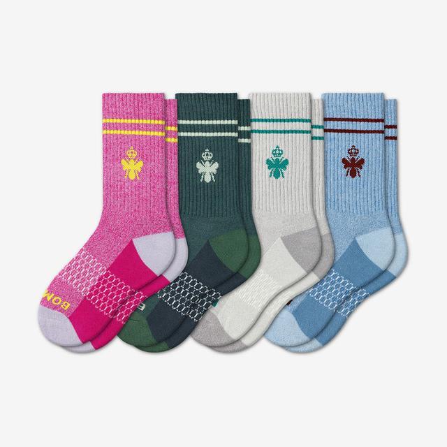 multi Youth Originals Calf Sock 4-Pack