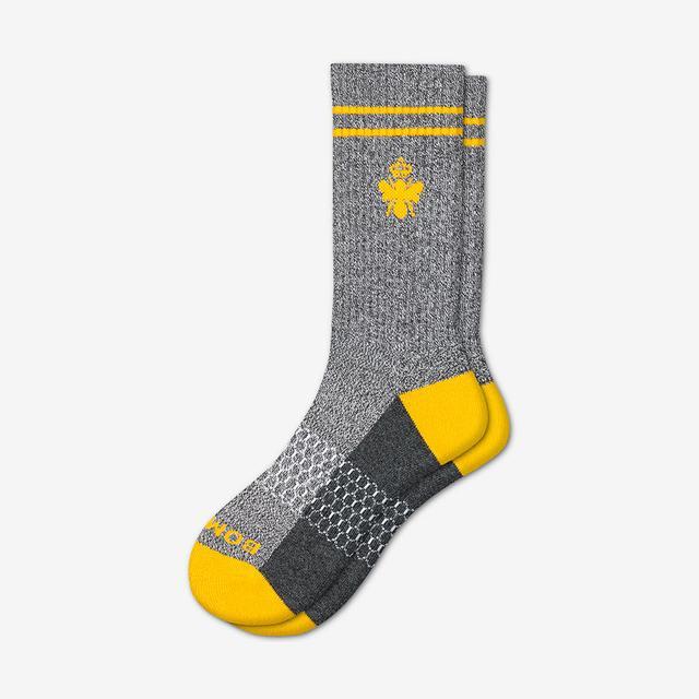 mustard Men's Originals Calf Socks