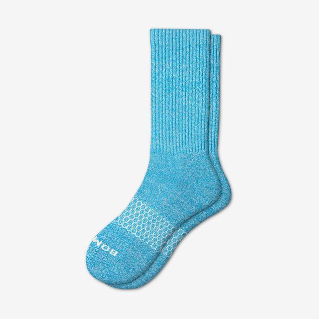 ocean Men's Classic Marls Calf Sock