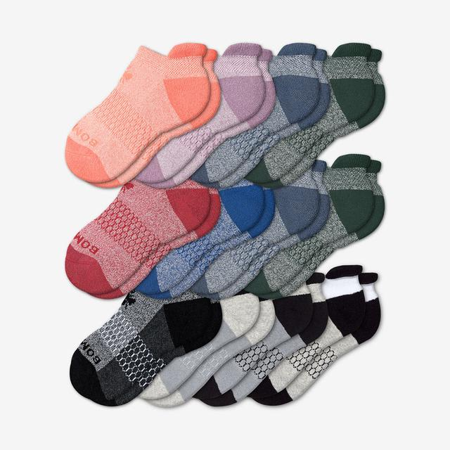 originals-mix Youth Ankle Sock 12-Pack
