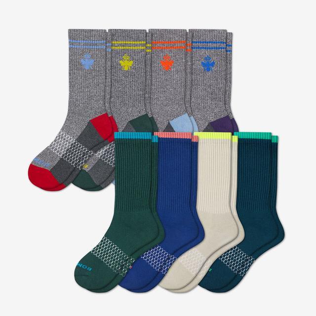 originals-mix Men's Originals Calf Sock 8-Pack