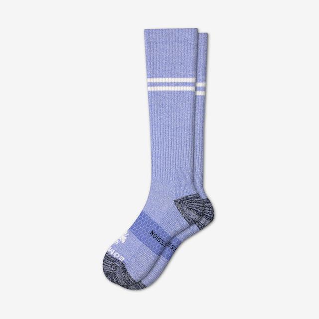 periwinkle Women's Compression Socks