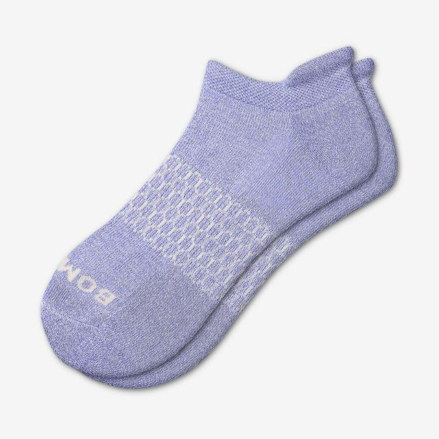 periwinkle Women's Classic Marls Ankle Socks