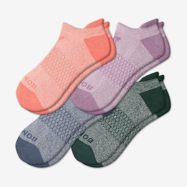 pink-green-blue-mix Women's Originals Ankle Sock 4-Pack