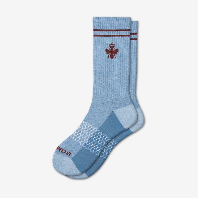 powder-blue Women's Originals Calf Socks