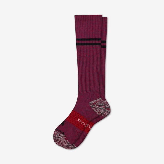 red Women's Compression Socks