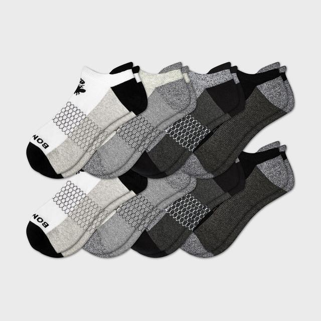 shades Men's Ankle Sock 8-Pack