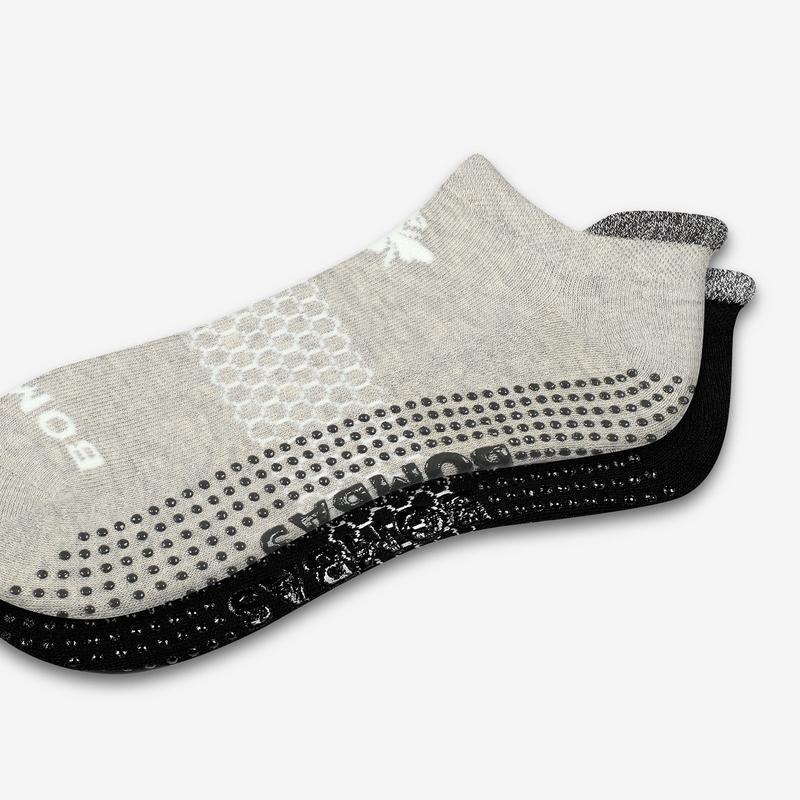 Men's Gripper Ankle Sock 6-Pack