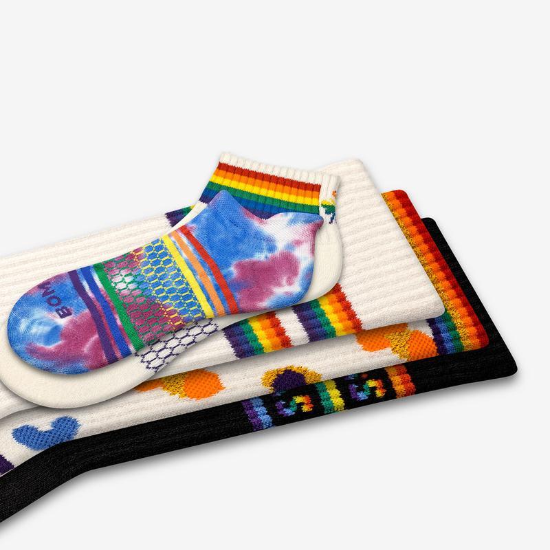 Pride x Bombas 8-Pack