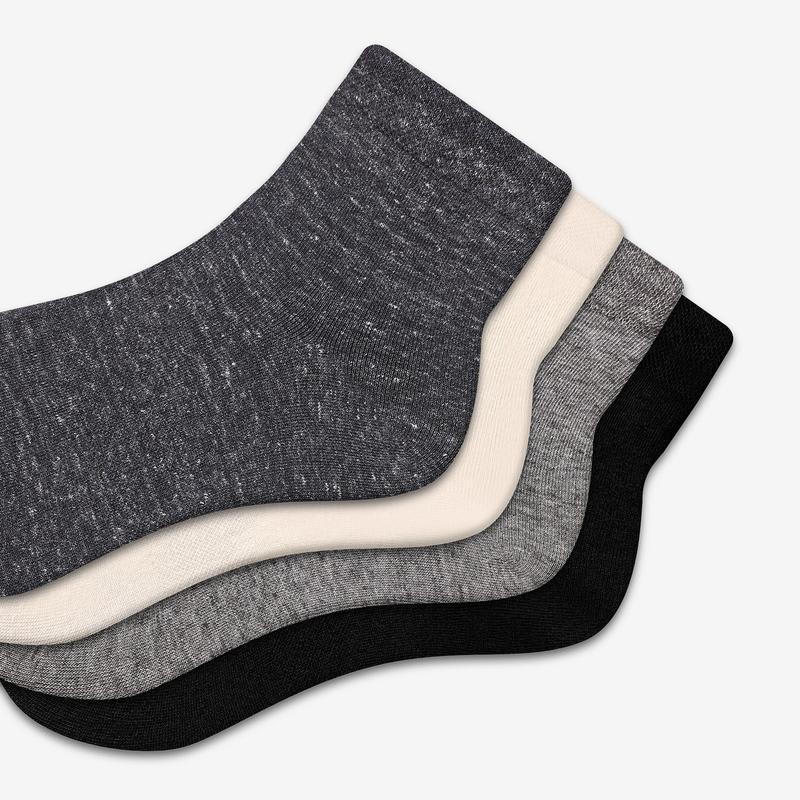 Women's Lightweight Quarter Socks
