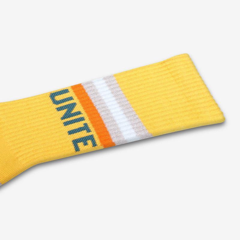 Yara Unite Calf Sock - Sunflower
