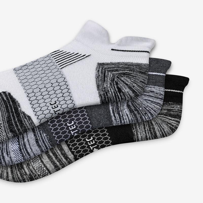 Men's Performance Running Ankle Sock 12-Pack