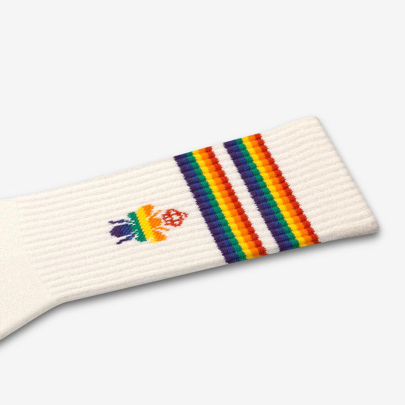 Bee Proud Calf Socks