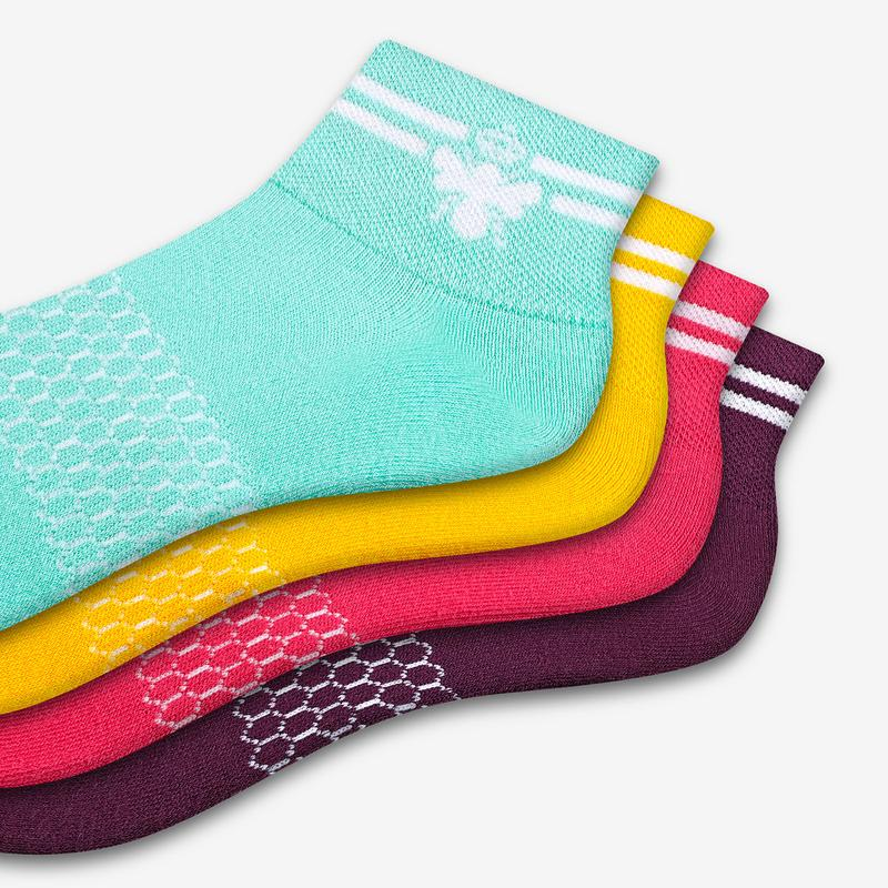 Women's Originals Quarter Sock 4-Pack