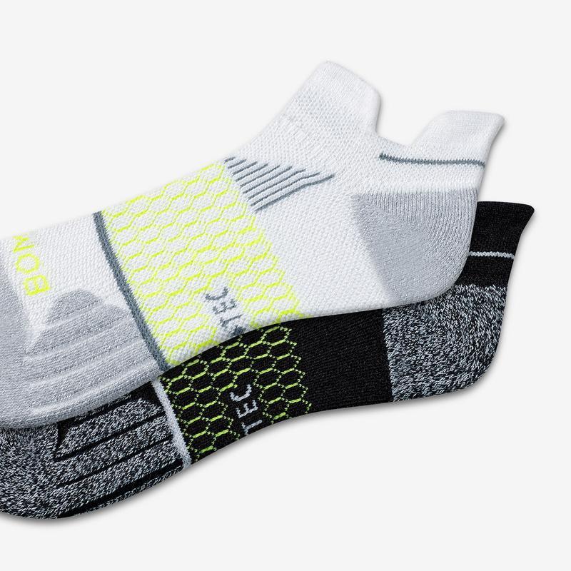 Men's Performance Tennis Ankle Sock 3-Pack
