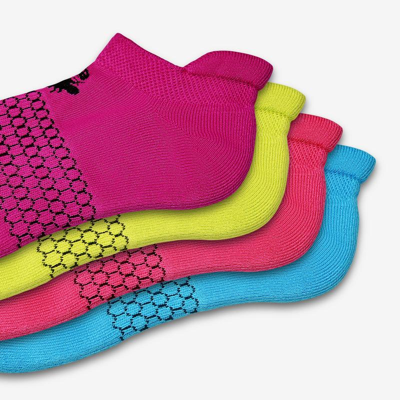 Bright Ankle Socks