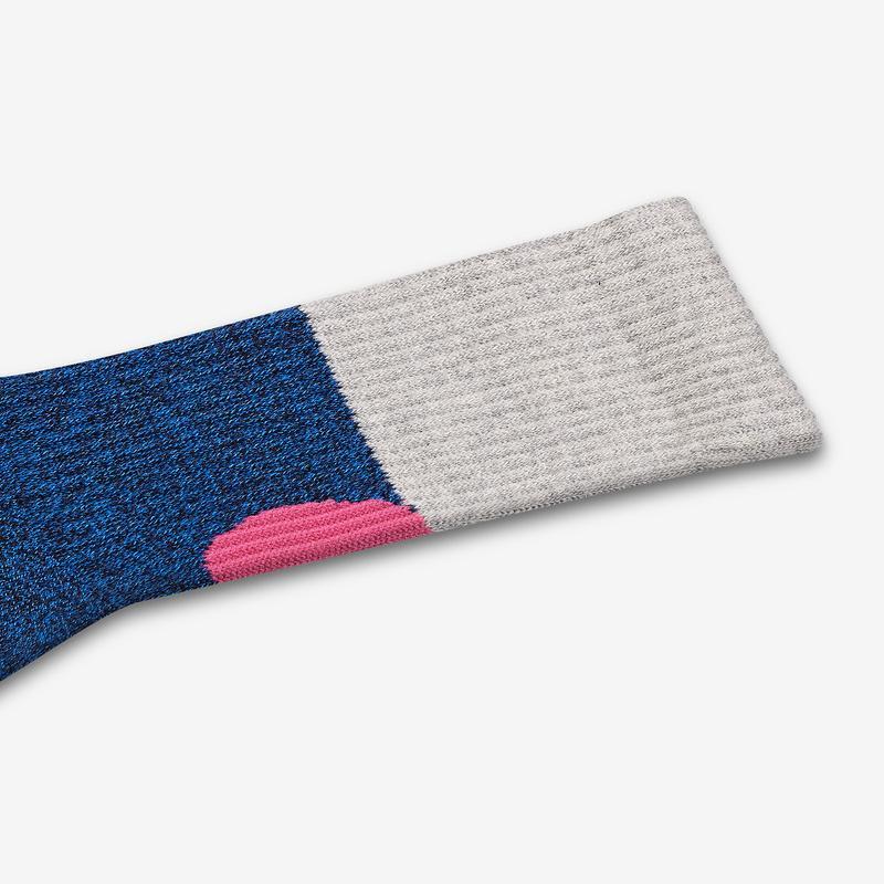 Women's Sesame Street Grover Colorblock Socks