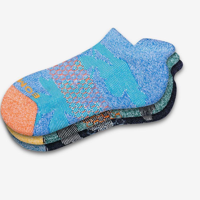 Men's Spring Fling Ankle Sock 4-Pack