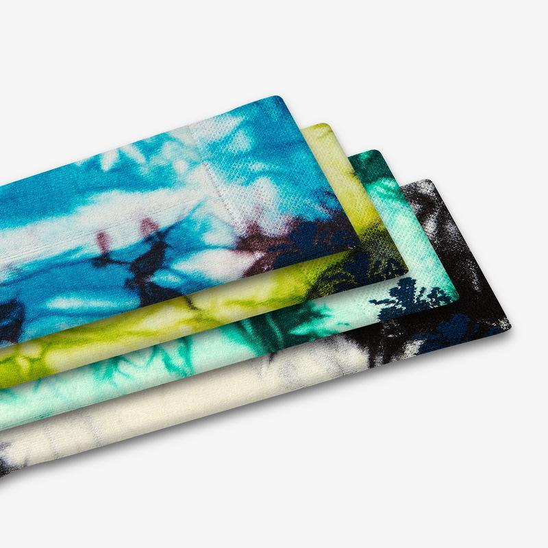 Men's Tie Dye Performance Ski & Snowboard Sock 4-Pack