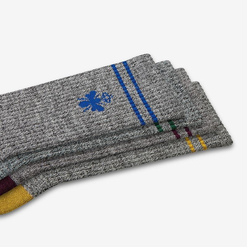 Men's Merino Wool Originals Calf Sock 4-Pack