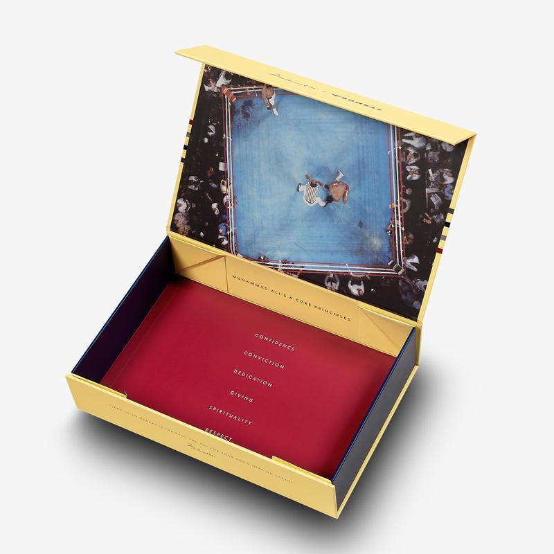 Men's Muhammad Ali Ropes Sports Box