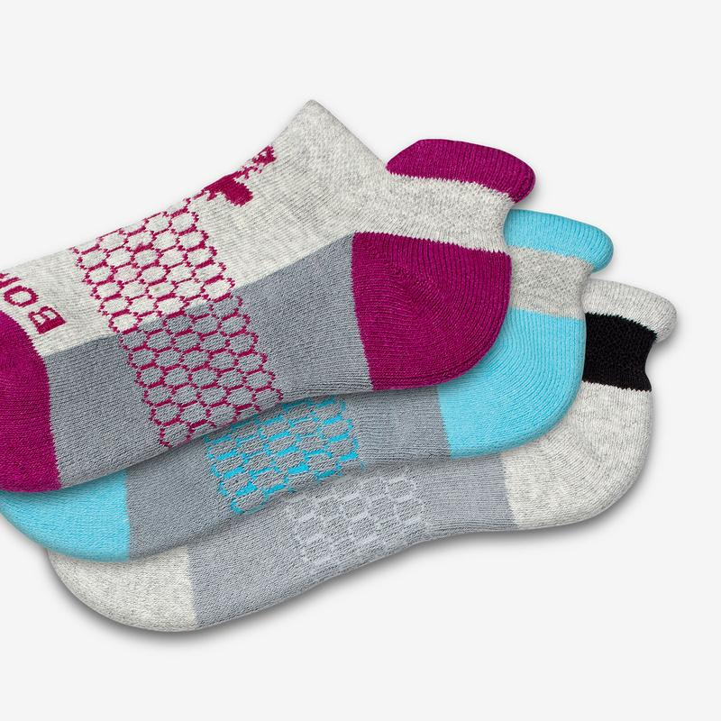 Youth Originals Ankle Sock 4-Pack