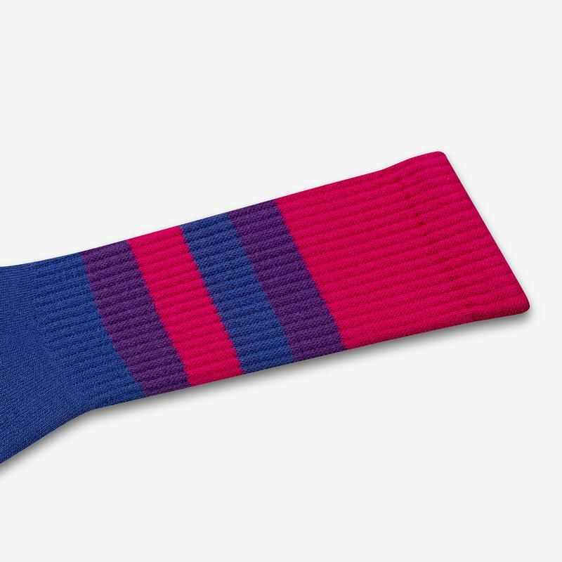 Bisexual Pride Flag Calf Socks