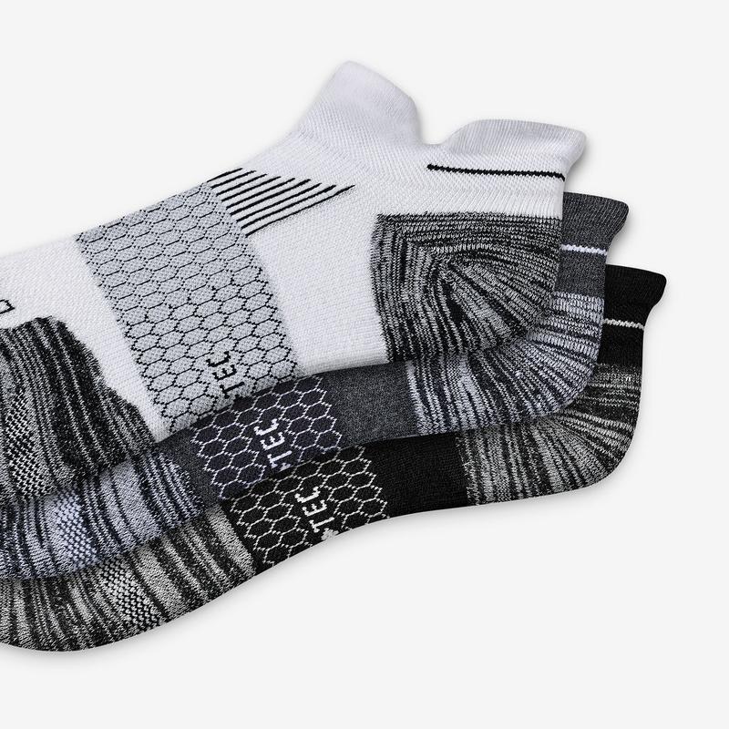 Men's Performance Running Ankle Sock 3-Pack