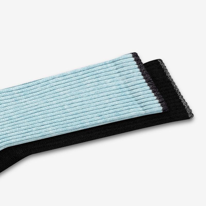 Women's Merino Wool Calf Sock 2-Pack