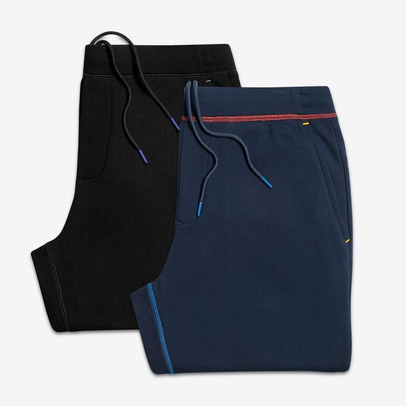 Men's Cotton Sweatpants 2-Pack